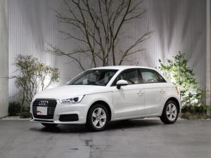 アウディ A1スポーツバック 1.0TFSI コンビニエンスパッケージ Audi認定中古車