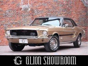 フォード マスタング カリフォルニアスペシャル オリジナル390ビッグブロックEG