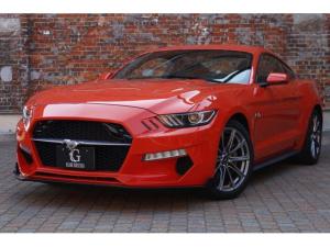 フォード マスタング V8 GT プレミアム 新車並行 テールウインカー改善済み