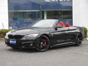 BMW 4シリーズ 435iカブリオレ Mスポーツ