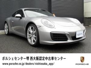 ポルシェ 911 911カレラ スポーツクロノパッケージ/20インチ カレラSホイール/エントリー&ドライブシステム/
