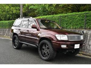 トヨタ ランドクルーザー100 アクティブバケーション 4.2DT VX-LTD アクティブV A4WD