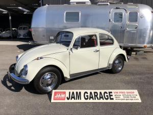 フォルクスワーゲン ビートル 1500 スポルトAT限定OK・エアコン・ディスクブレーキ・右ハンドル・D車・VW純正オプションパーツ