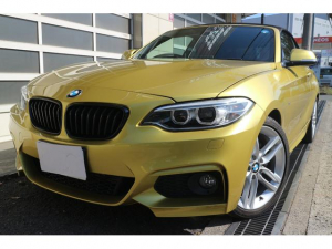 BMW 2シリーズ 220iカブリオレ Mスポーツ