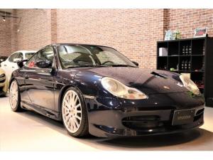 ポルシェ 911 911 GT3エアロ 19インチ HDD サンルーフ 黒革