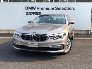BMW 5シリーズ 523d Luxury 黒革 3Dビュー HUD 液晶M