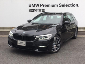 BMW 5シリーズ 523iツーリング Mスポーツ HUD ACC 被害軽減B
