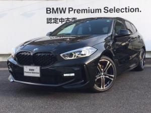 BMW 1シリーズ 118i Mスポーツ ACC 電動リアゲート ナビゲーションP リアカメラ リバースアシスト