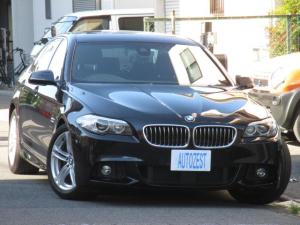 BMW 5シリーズ 523d Mスポーツ ドラレコ レーダー Bカメラ ACC