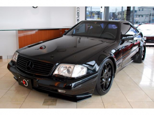 AMG SL Special Purple Wood