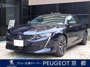 プジョー 508 GT ブルーHDi フルパッケージ 弊社試乗車 新車保証継承