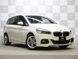 BMW 2シリーズ 218dグランツアラー Mスポーツ 禁煙1オナ 電動Rゲート