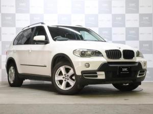 BMW X5 3.0si 禁煙 黒革 純正ナビ バックカメラ ETC