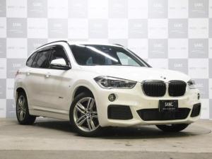 BMW X1 xDrive 20i Mスポーツ 禁煙 コンフォートPKG