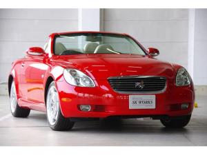 トヨタ ソアラ 430SCV 430SCV(4名)・エクリュレザー・メープルウッドインテリア・ボディコーティング施工済・1オーナー・保証書・記録簿・スペアキー