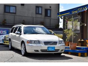 ボルボ V70 ホワイトパールエディション 300台限定車