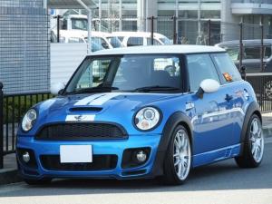 MINI クーパーS/フルエアロ・ローダウン・マフラー・ナビ