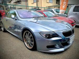 BMW M6 ベースグレード 赤レザー カーボンパネル