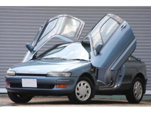 トヨタ セラ ベースグレード エアコン134a交換済み ナビ TV