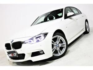 BMW 3シリーズ 318i Mスポーツ 禁煙車 インテリジェントセーフティー