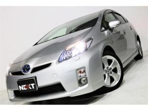 トヨタ プリウス Sツーリングセレクション ワンオーナー 禁煙車 純正HDDナビ