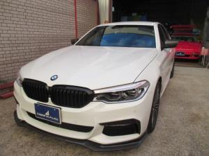BMW 5シリーズ 523d Mスポーツ カーボンパーツ バックカメラ ナビ TV ETC スマートキー
