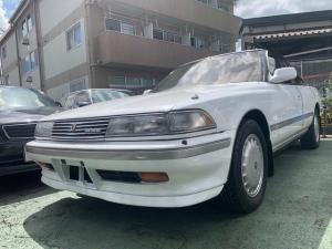 トヨタ マークII グランデ ツインカム24リミテッド オリジナルコンディション