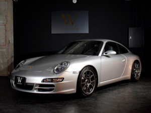 ポルシェ 911 911カレラ6MT/TWS鍛造AW/アラゴスタ/ARQRAY