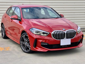 BMW 1シリーズ 118i Mスポーツ ハイラインパッケージ ハイラインパッケージ・コンフォートP ・ナビゲーションP ・ACC・イルミネーテッドインテリア・オートマチック・テールゲート・電動フロントシート左右・フロントシートヒーター・Qiワイヤレス充電
