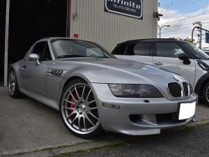 BMW Mロードスター 赤黒革ハードトップブレンボ車高調19AW