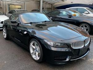BMW Z4 sDrive35i Mスポーツパッケージ/左ハンドル/赤レザーシート