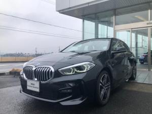 BMW 1シリーズ 118i Mスポーツ 弊社デモカ- ACC コンフォ-トP