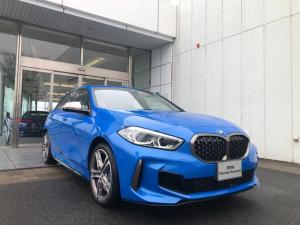 BMW 1シリーズ M135i xDrive 弊社デモカー 被害軽減ブレーキ ACC