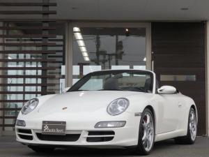ポルシェ 911 911カレラS カブリオレ 1オーナー 8インチフルセグナビ