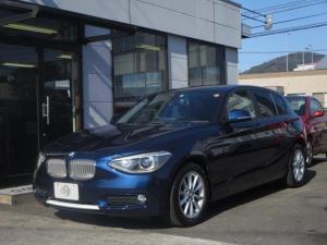 BMW 1シリーズ 116i 純正HDDナビ バックカメラ 純正AW