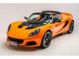 ロータス エリーゼ エリーゼスポーツ 220 II 新車未登録メタリックオレンジ