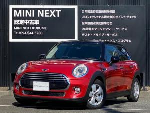 MINI クーパー MINTパッケージ リアビューカメラ・PDC