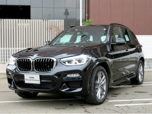 BMW X3 xDrive 20d Mスポーツ 4WD クルコン ナビ