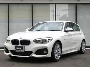 BMW 1シリーズ 118i Mスポーツ ナビ CVT AW ETC オーディオ付