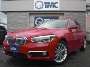 BMW 1シリーズ 118i ファッショニスタ 限定380台 ナビ ACC