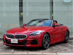 BMW Z4 sDrive20i Mスポーツ OP19AW 赤革