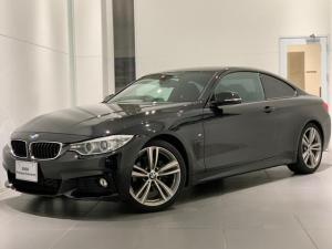 BMW 4シリーズ 420iクーペ Mスポーツ ワンオーナー 禁煙 19インチ