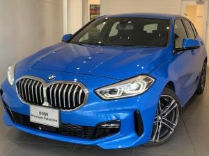 BMW 1シリーズ 118i Mスポーツ ACC バックカメラ 純正HDDナビ