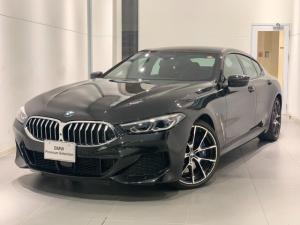 BMW 8シリーズ 840i グランクーペ Mスポーツ 弊社試乗車 パノラマ・ガラス・サンルーフ ハーマンカードンスピーカー BMWディスプレイキー レーザーライト 20インチAW