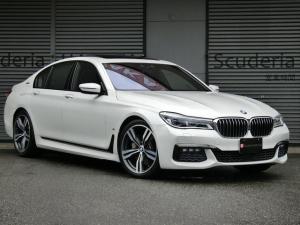 BMW 7シリーズ 740eアイパフォーマンス Mスポーツ ワンオーナー 禁煙車