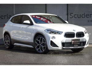 BMW X2 xDrive 18d MスポーツX ディーゼルターボ 禁煙車