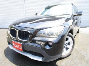 BMW X1 sDrive 18i HDDナビ ETC