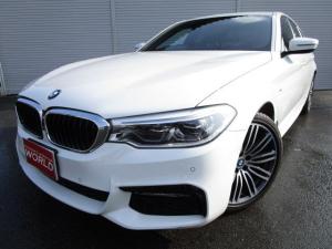 BMW 5シリーズ 523d Mスポーツ 純正HDDナビフルセグ 360°カメラ 1オーナー車 コンフォートアクセス正規ディーラー車 右ハンドル 禁煙車 2.0ディーゼルターボ 検4年3月