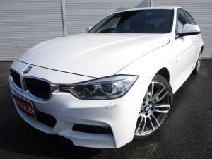 BMW 3シリーズ 320d Mスポーツ 純正HDDナビフルセグ Bカメラ コンフォートアクセス アクティブクルーズコントロール レーンティーパーチャーウォーニング アイドリングストップ機能付き Mスポ専用18インチアルミ