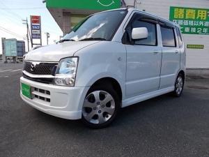 マツダ AZワゴン FX-Sスペシャル 4WD キーレス シートヒーター 純正アルミ CDデッキ